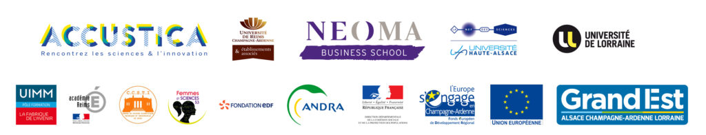 logo des organisateurs et partenaires de la journée