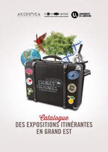 couverture catalogue des expositions Grand Est