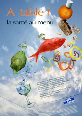 A Table, la santé au menu