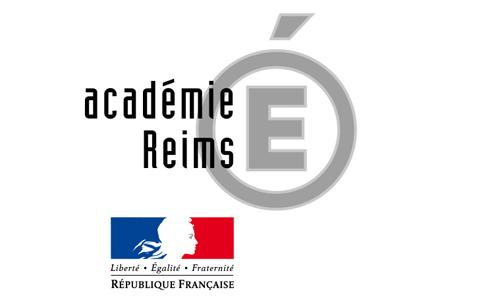 logo de l'Académie de Reims