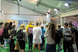 exposition Agro ressources, le champ des possibles, à la foire de châlons
