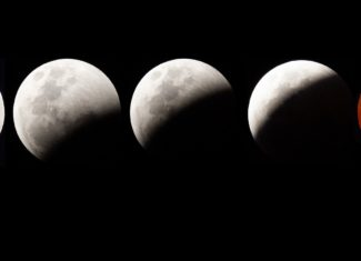 Les nocturnes du planétarium : les éclipses