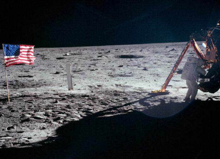 Les 50 ans du premier pas de l'Homme sur la Lune
