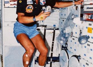 A la rencontre de l'astronaute Patrick Baudry