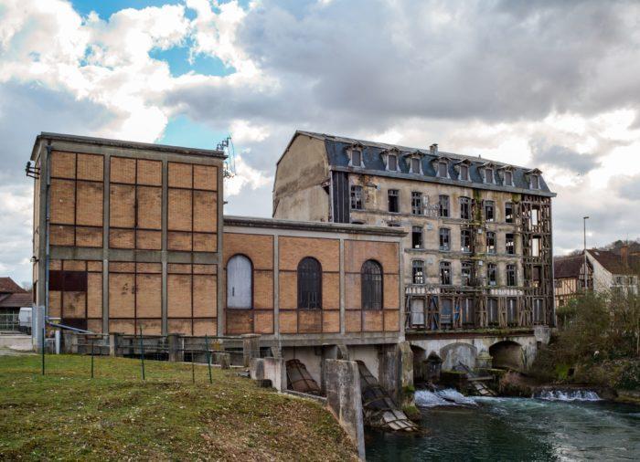 Mercredi du Patrimoine : le moulin de Bar-sur-Seine