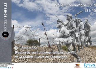 Diagnostic environnemental post conflit de la Grande Guerre Mondiale
