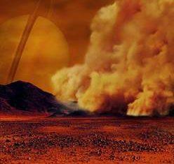 La météo des planètes