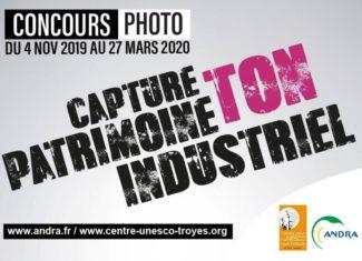Concours : Capture ton patrimoine industriel