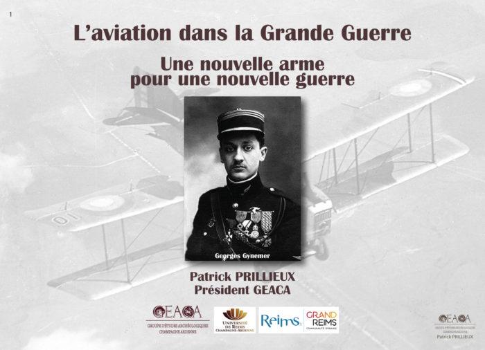 L'aviation dans la grande guerre, une nouvelle arme pour une nouvelle guerre