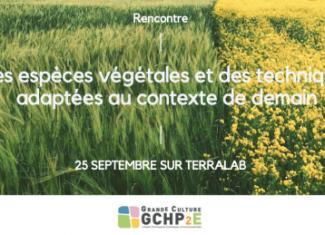 Des espèces végétales et des techniques adaptées au contexte de demain