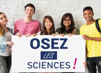 Osez les sciences