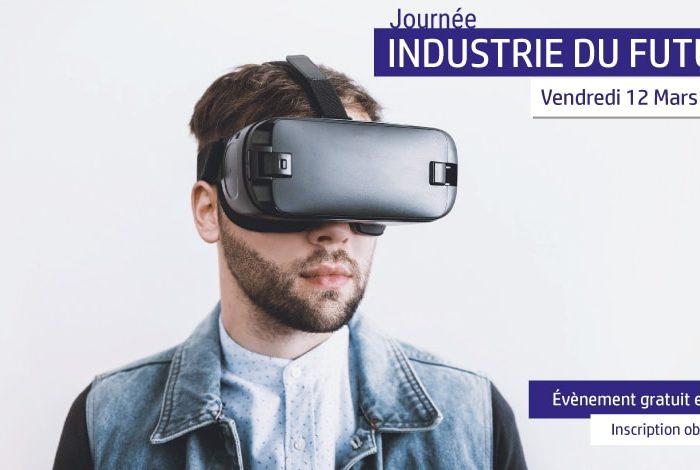 Industrie du futur : réalité augmentée, Réalité virtuelle et jumeaux numériques au cœur de la formation et des process industriels