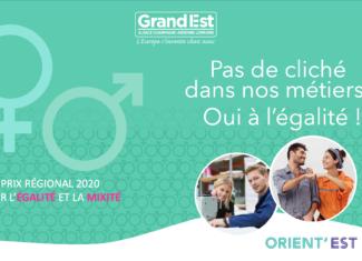 Accustica lauréat du prix régional pour l'égalité femmes-hommes et la mixité des métiers
