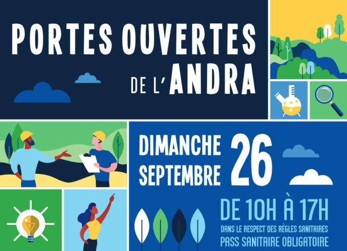 Journée Portes ouvertes de l'Andra