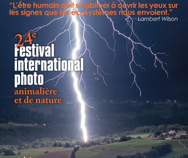 24e festival international de la photo animalière et de nature