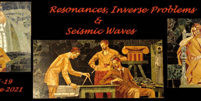 Resonances, Inverse problems & seismic waves